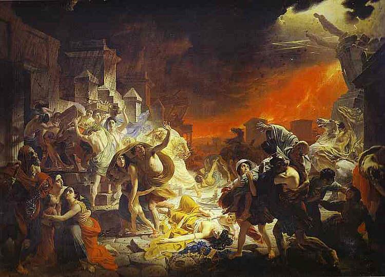 Q & A - Pompeii Discoveries